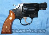 Smith & Wesson 12-2 Airweight .38 spl  Guns > Pistols > Smith & Wesson Revolvers > Full Frame Revolver