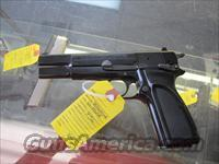 Browning HIPOWER 75th Anniversary Pistol  Guns > Pistols > Browning Pistols > Hi Power