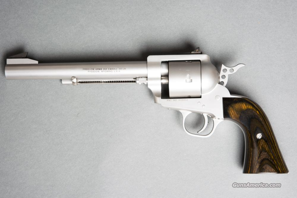 Freedom Arms Model 252 Casull .22LR  Guns > Pistols > Freedom Arms Pistols
