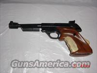 High Standard M103 w/removable barrel weights  Guns > Pistols > High Standard Pistols