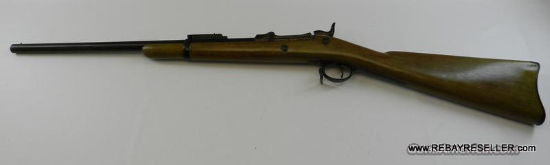 "U.S. Springfield 1884 US Trapdoor Carbine .45-70 Rifle 22""  Guns > Rifles > Antique (Pre-1899) Rifles - Ctg. Misc."