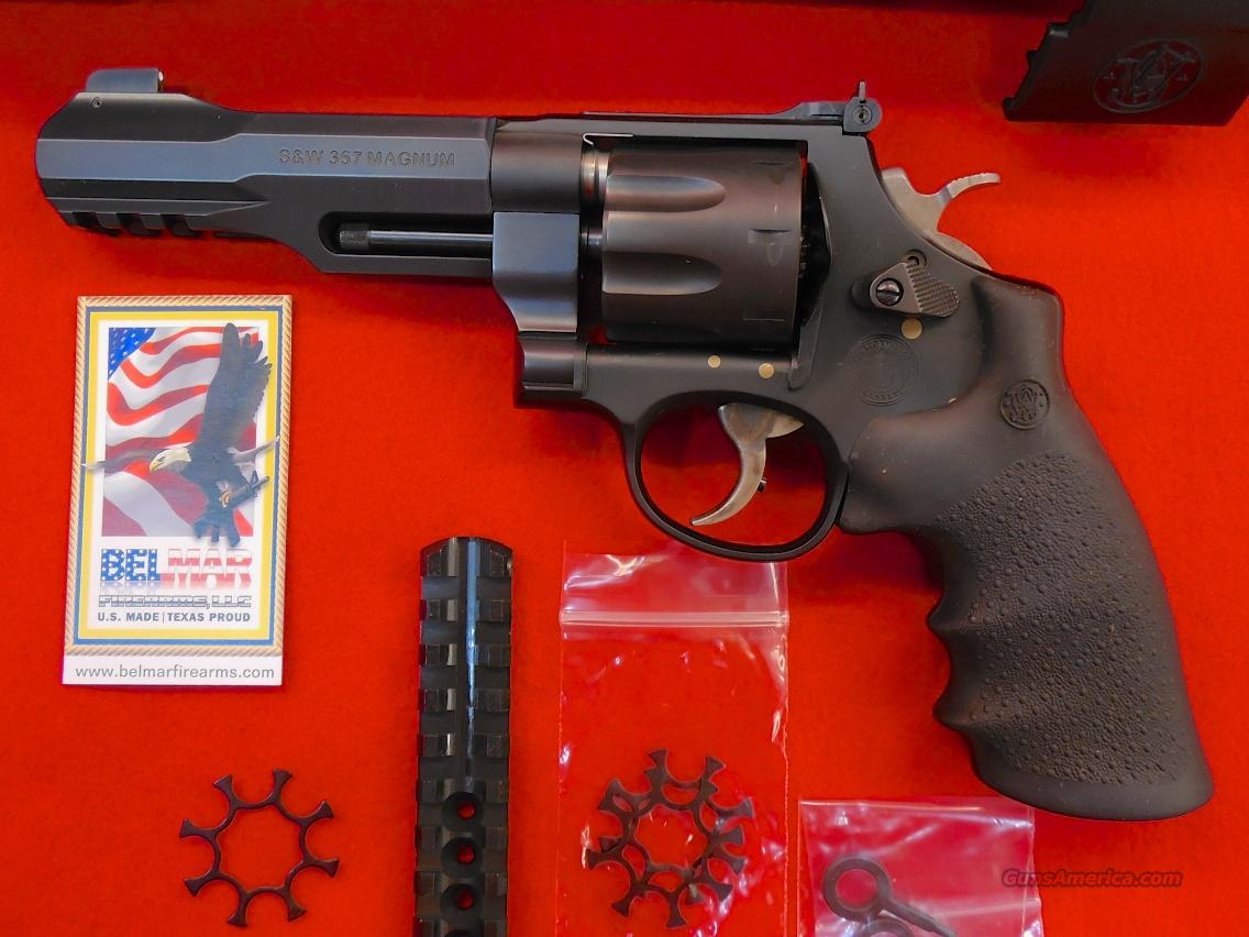 "Smith & Wesson M&P R8 357 Mag 8Rd 5"" Barrel  Guns > Pistols > Smith & Wesson Revolvers > Performance Center"