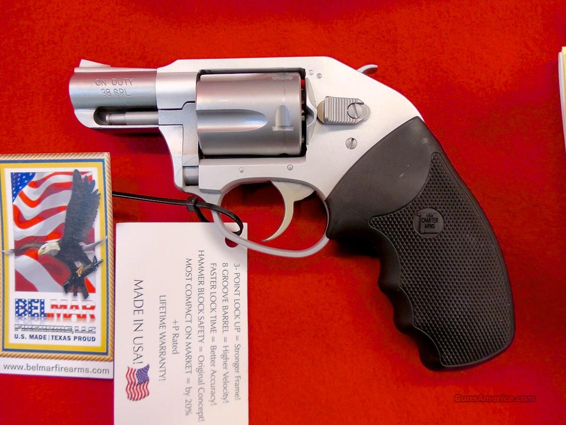 Charter Arms Undercover Lite, On Duty 53810  Guns > Pistols > Charter Arms Revolvers