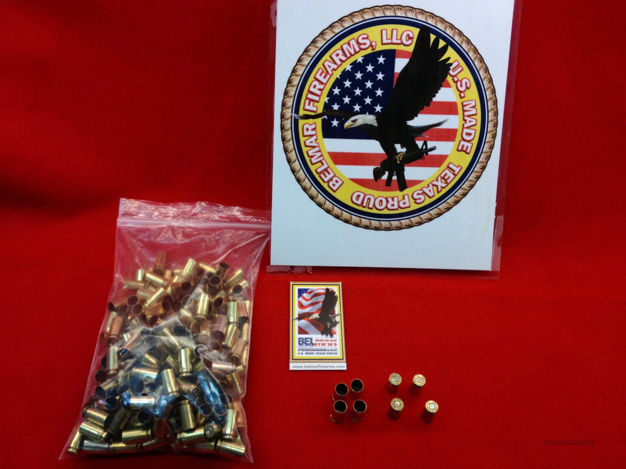 40 S&W mixed headstamp brass 200 count pkg  Non-Guns > Reloading > Components > Brass
