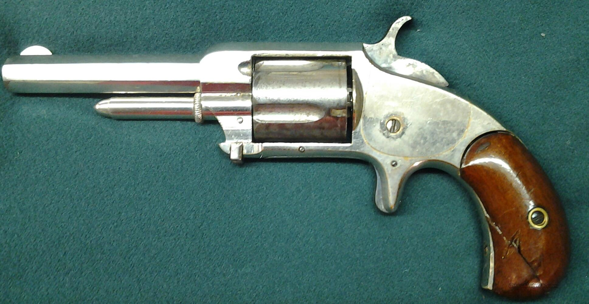 Whitneyville Revolver in a nice wooden display  Guns > Pistols > Whitney Arms Company Revolvers