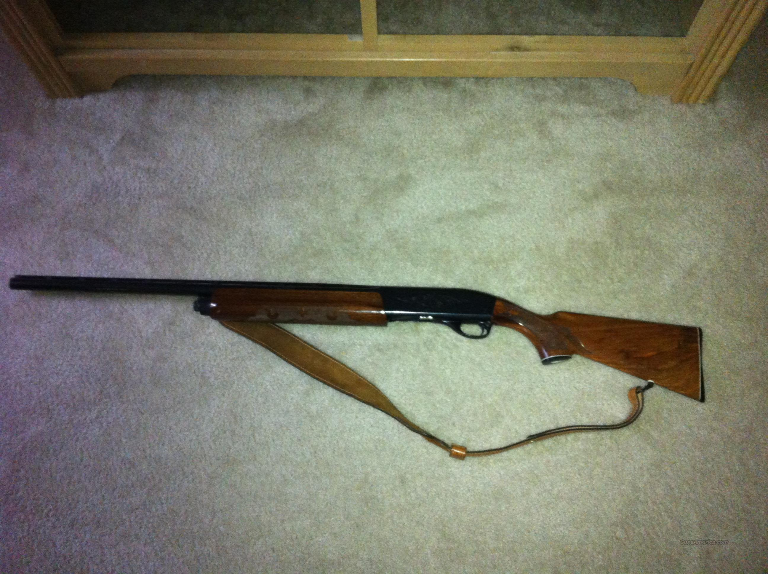 Remington 1100 Auto 12gauge  Guns > Shotguns > Remington Shotguns  > Single Barrel