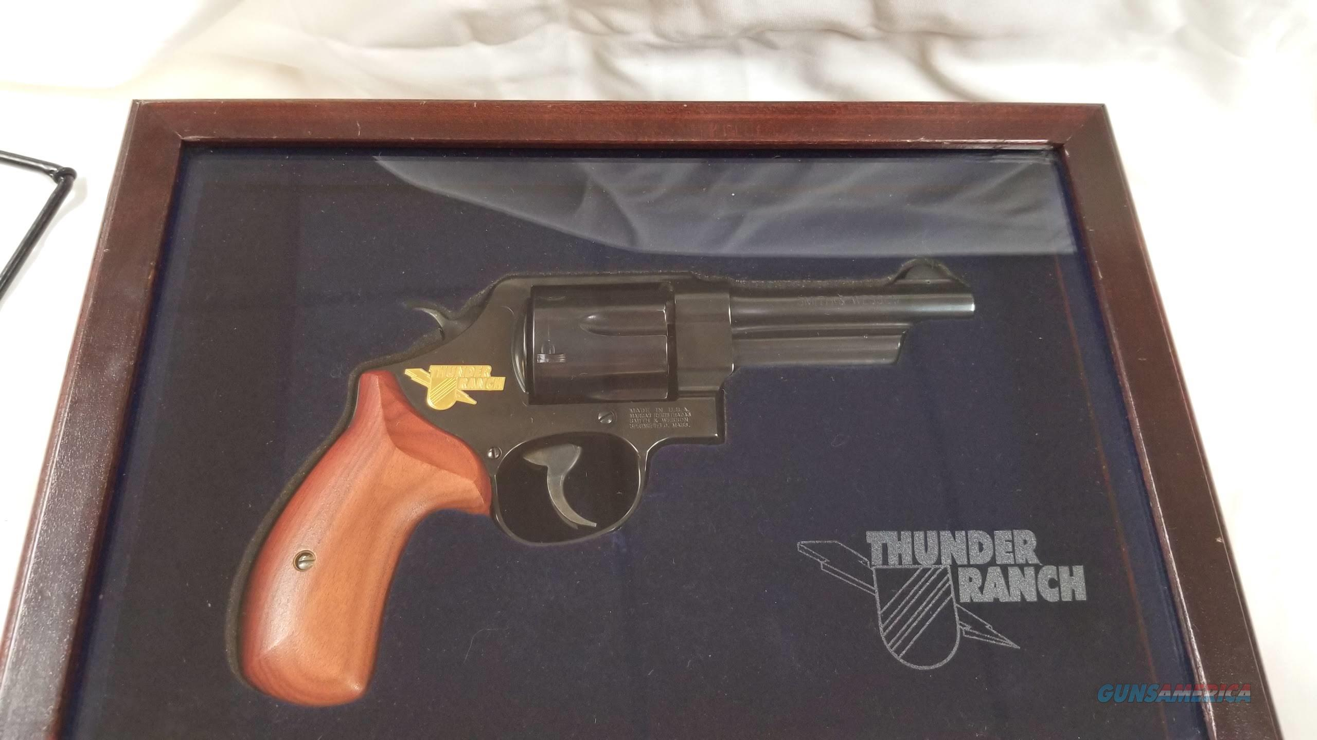 Smith and Wesson 21-4 Thunder Ranch Special 44 Spl  Guns > Pistols > Smith & Wesson Revolvers > Full Frame Revolver