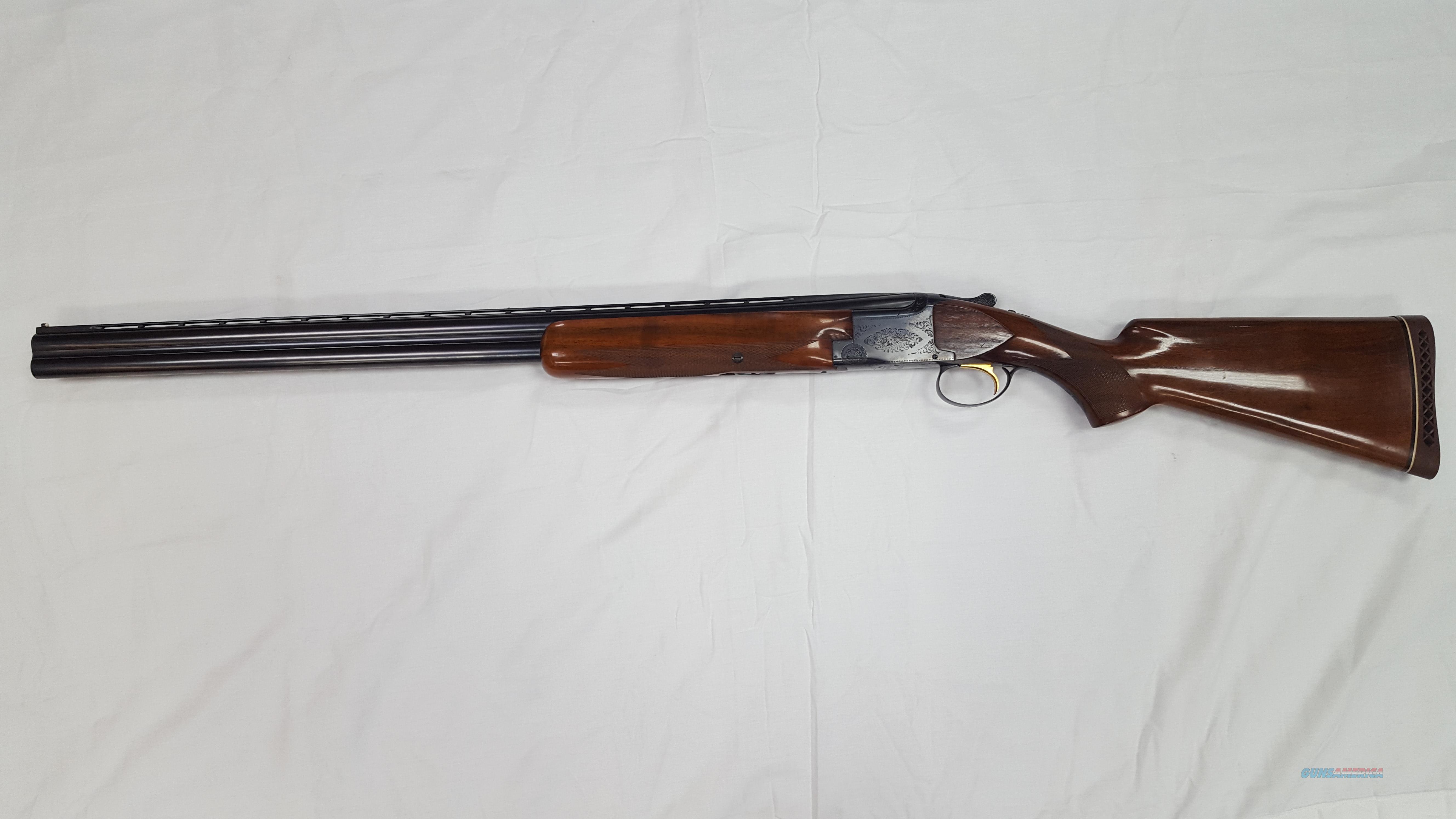 """Browning Superposed Lightning Trap 12ga 30""""  Guns > Shotguns > Browning Shotguns > Over Unders > Belgian Manufacture"""