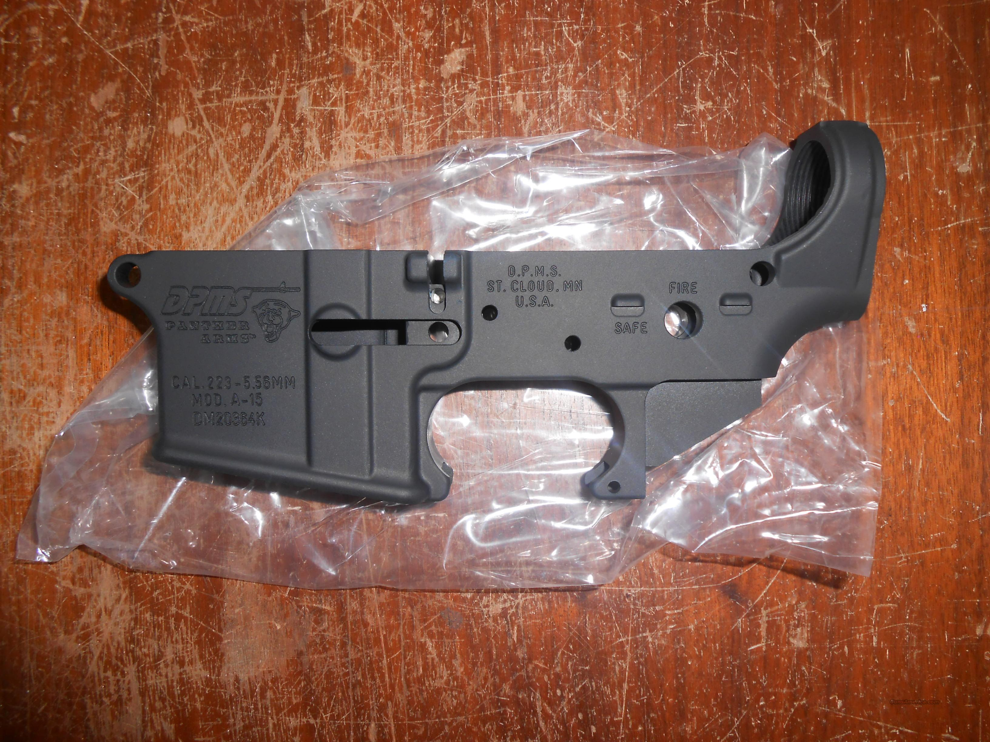 DPMS STRIPPED LOWER MULT  Guns > Rifles > DPMS - Panther Arms > Lower Only
