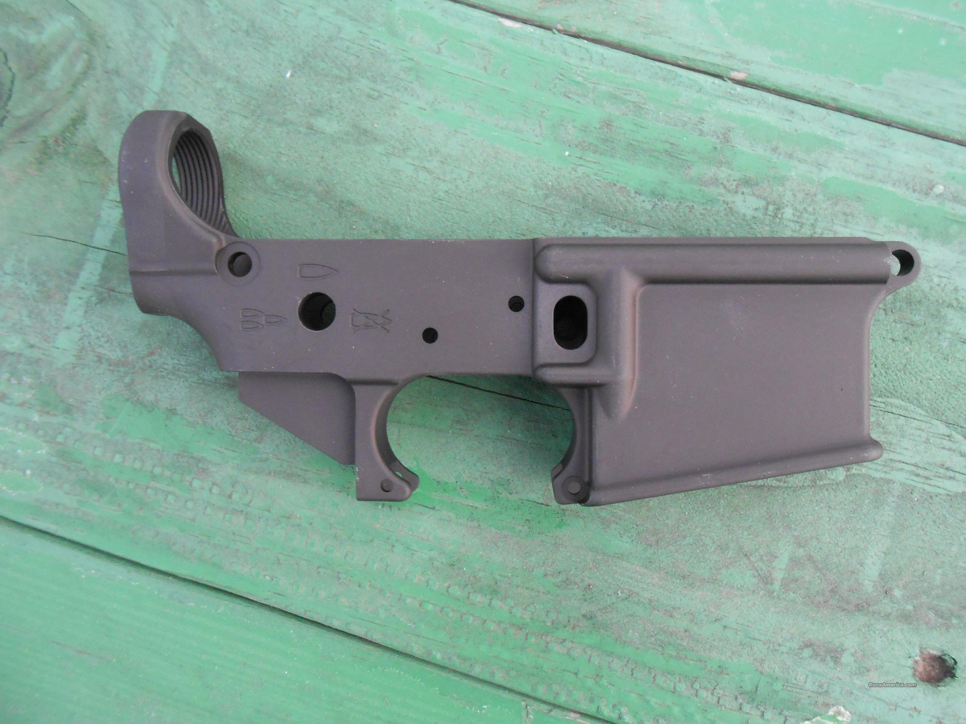 DSA STRIPPED LOWER  Guns > Rifles > AR-15 Rifles - Small Manufacturers > Lower Only