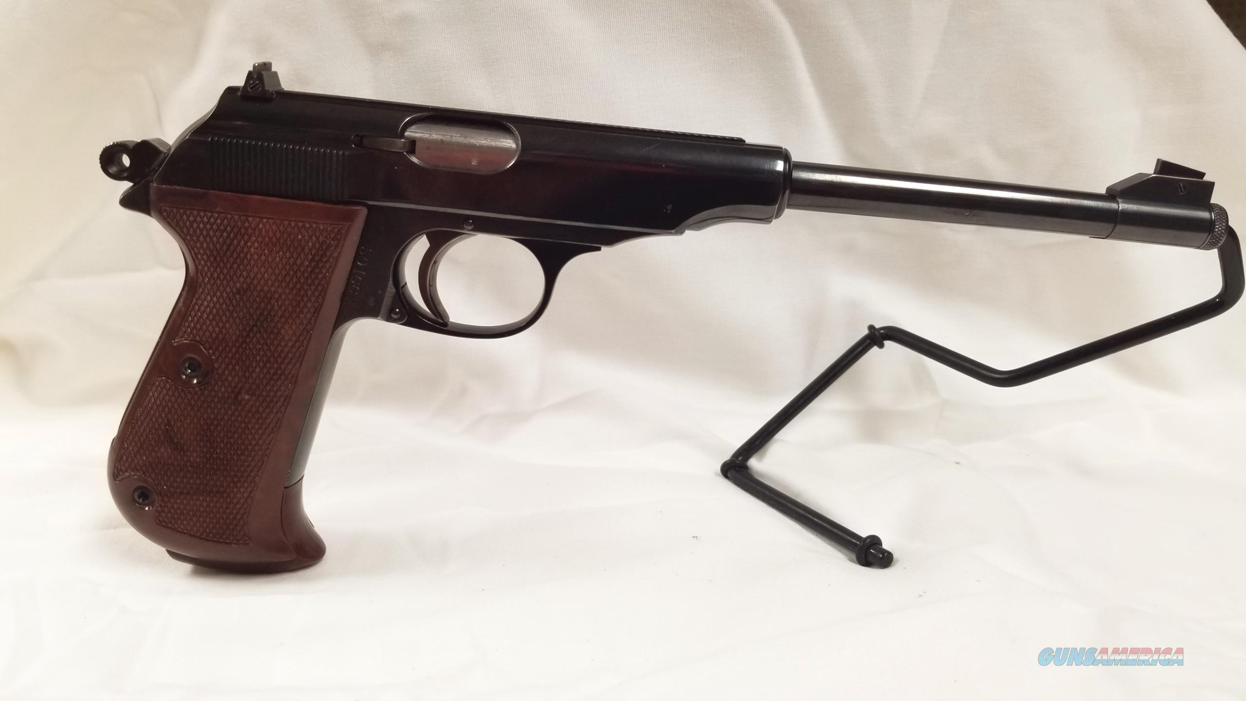 Manurhin Walther PP22 22LR  Guns > Pistols > Walther Pistols > Pre-1945 > PP