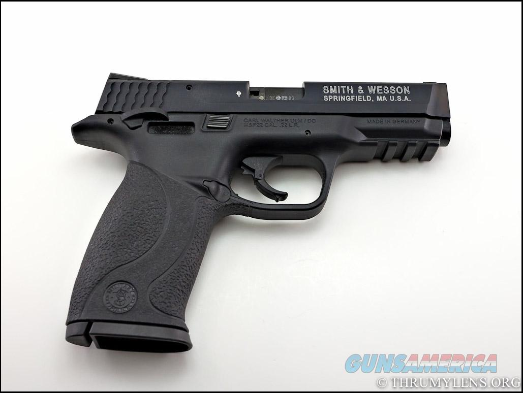 SMITH & WESSON M&P22  Guns > Pistols > Smith & Wesson Pistols - Autos > .22 Autos