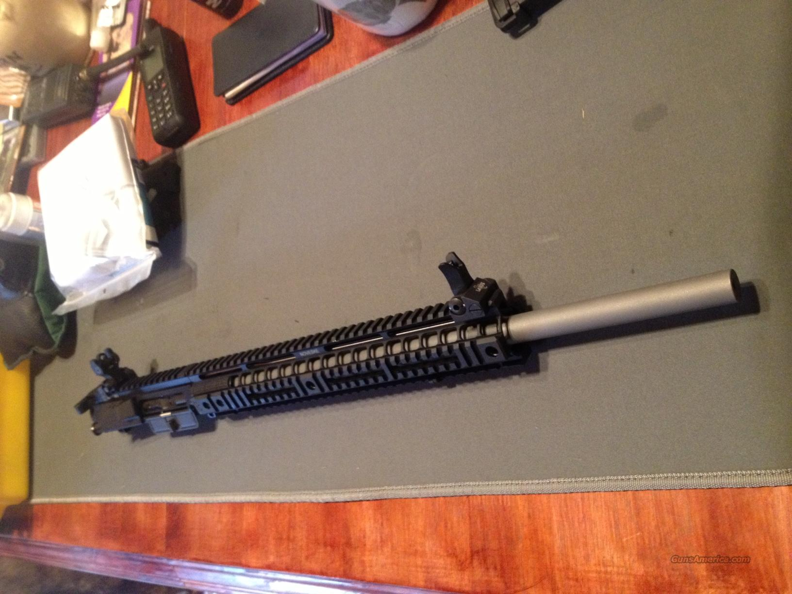 Noveske 20 in light varmint upper  Guns > Rifles > AR-15 Rifles - Small Manufacturers > Upper Only
