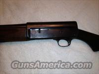 Remington Model 11 20 ga.  Guns > Shotguns > Remington Shotguns  > Autoloaders > Hunting