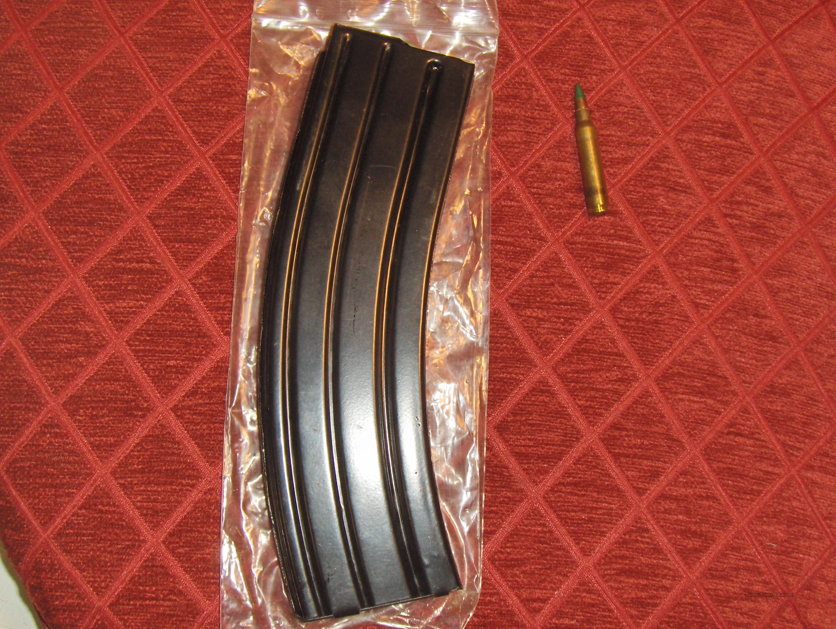 AR -15 & M-16 40 rd Mag Steel  Non-Guns > Magazines & Clips > Rifle Magazines > AR-15 Type