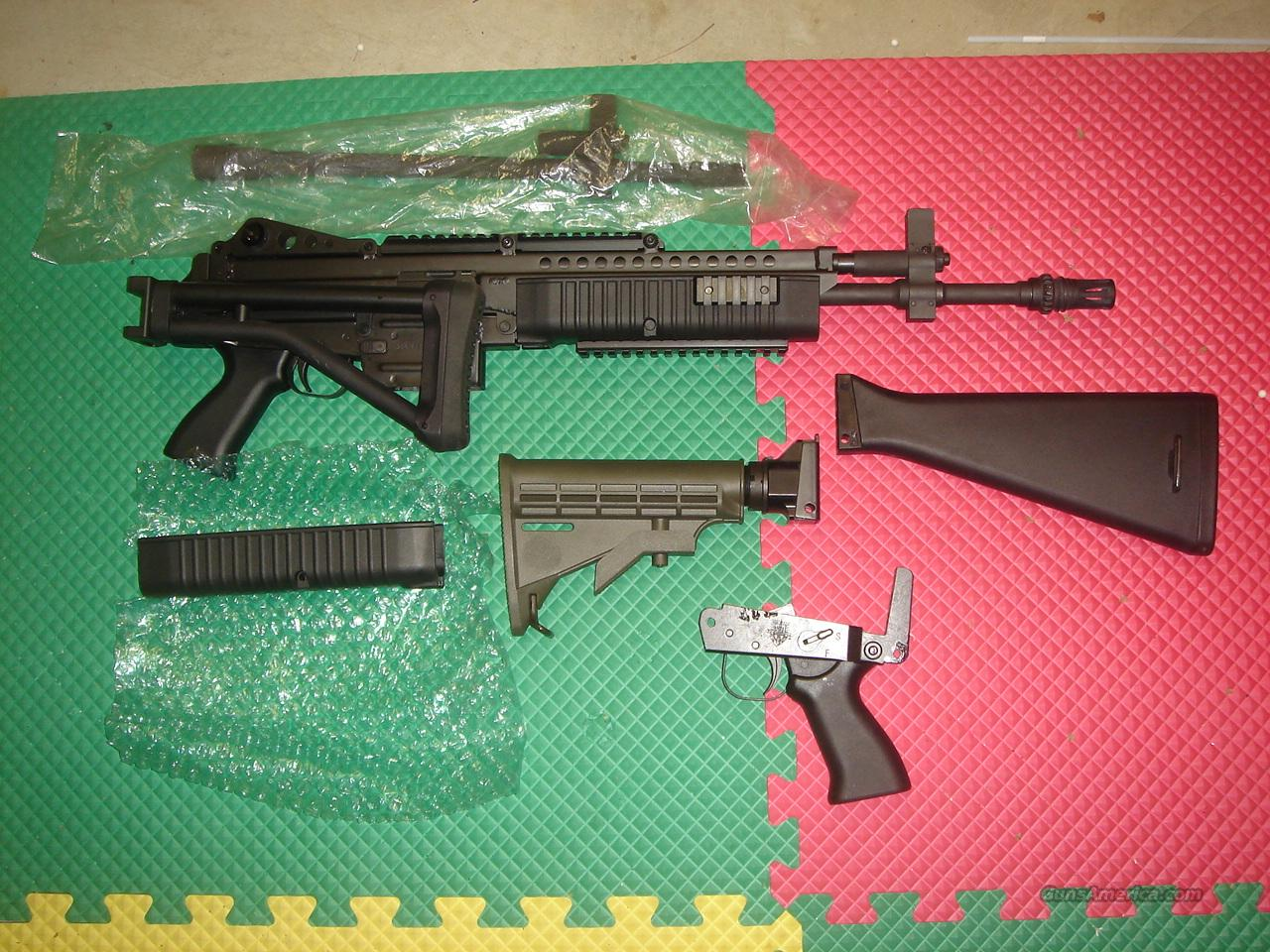 Robinson Arms M96  Guns > Rifles > R Misc Rifles