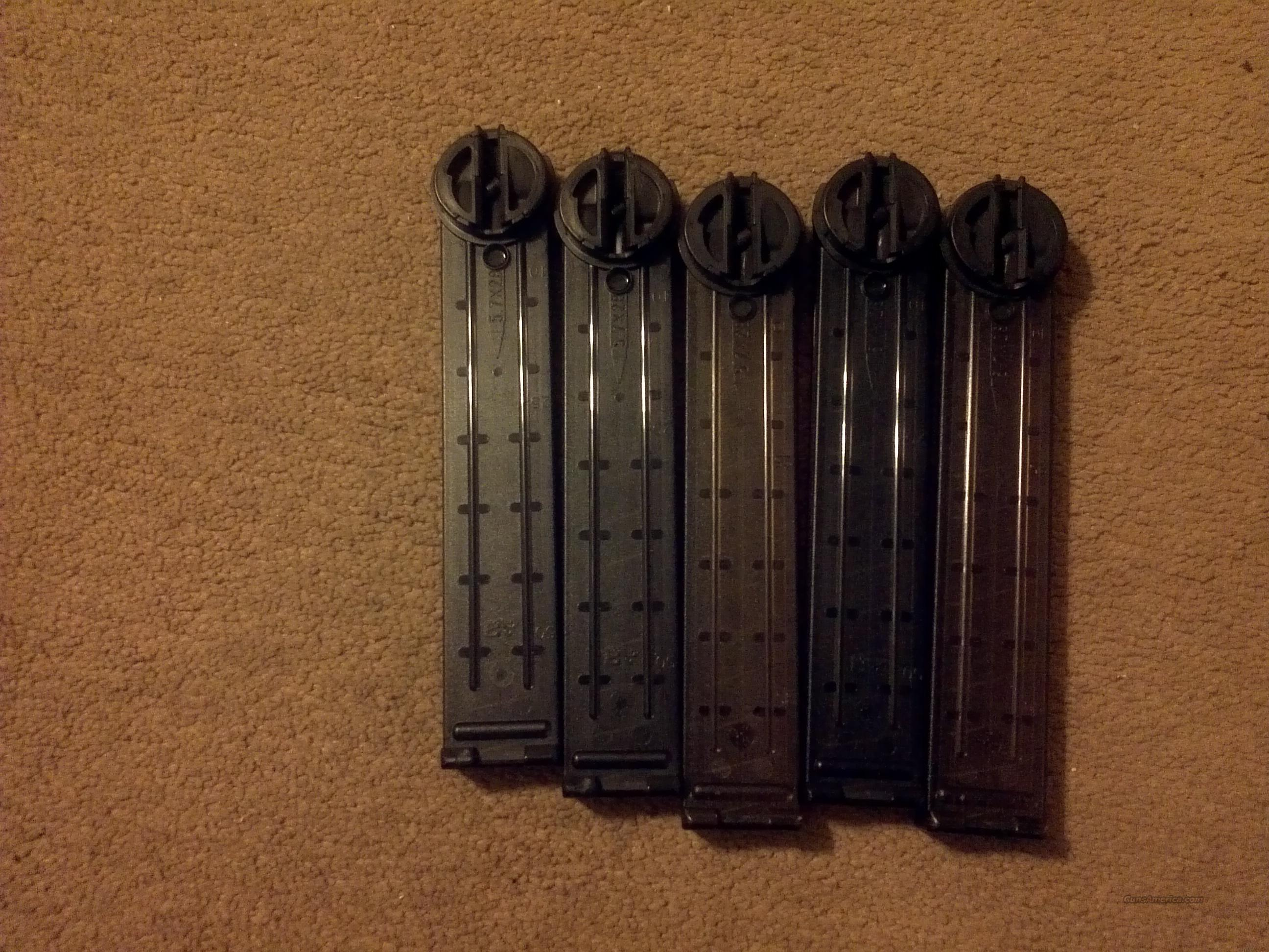 Five 50 round PS90 magazines  Non-Guns > Magazines & Clips > Rifle Magazines > Other