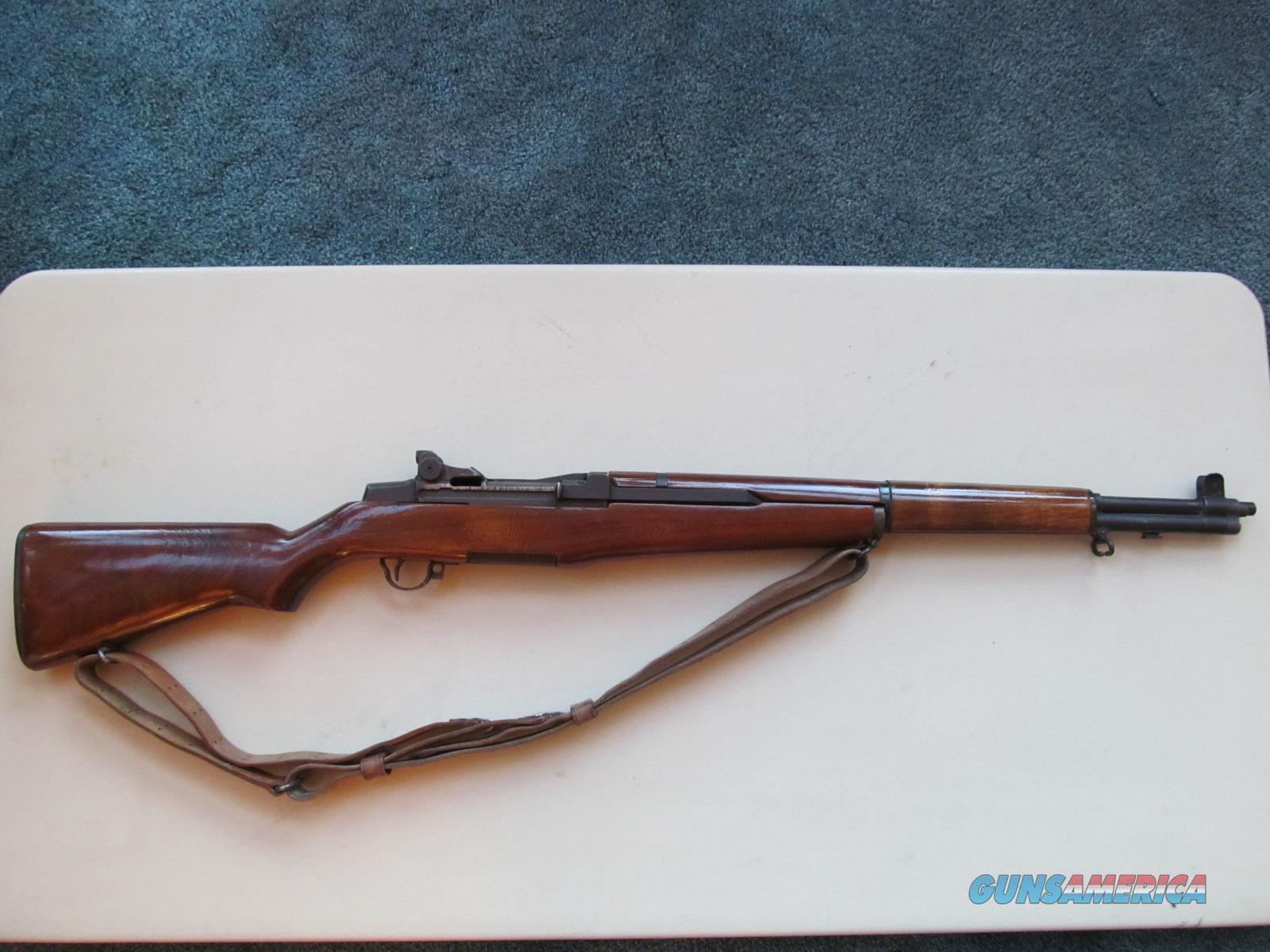 Springfield M1 Garand National Match (NM) Navy Trophy Rifle 7.62X51 (.308) *RARE!!!* (m14, m1a, carbine, 1903, Remington, Winchester, H&R, US, .30 cal)  Guns > Rifles > Springfield Armory Rifles > M1 Garand