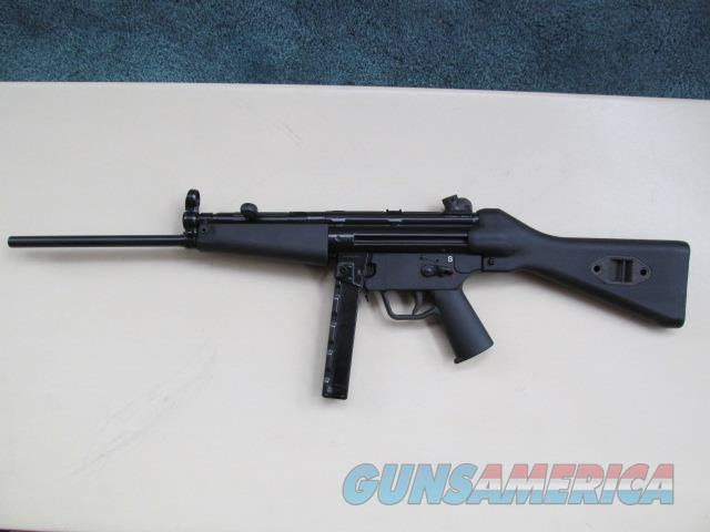 "HK94 (mp5) 16"" Carbine 9mm Tactical Rifle - Like New - (Heckler & Koch, HK, 94, SP89, H&K, TPM, IGF, Investment Grade Firearms, Turner Fab, SW, Special Weapons, Coharie, Vector, POF, ak, ar, Trijicon, Aimpoint, eotech, s&w, colt, clone)  Guns > Rifles > Heckler & Koch Rifles > Tactical"
