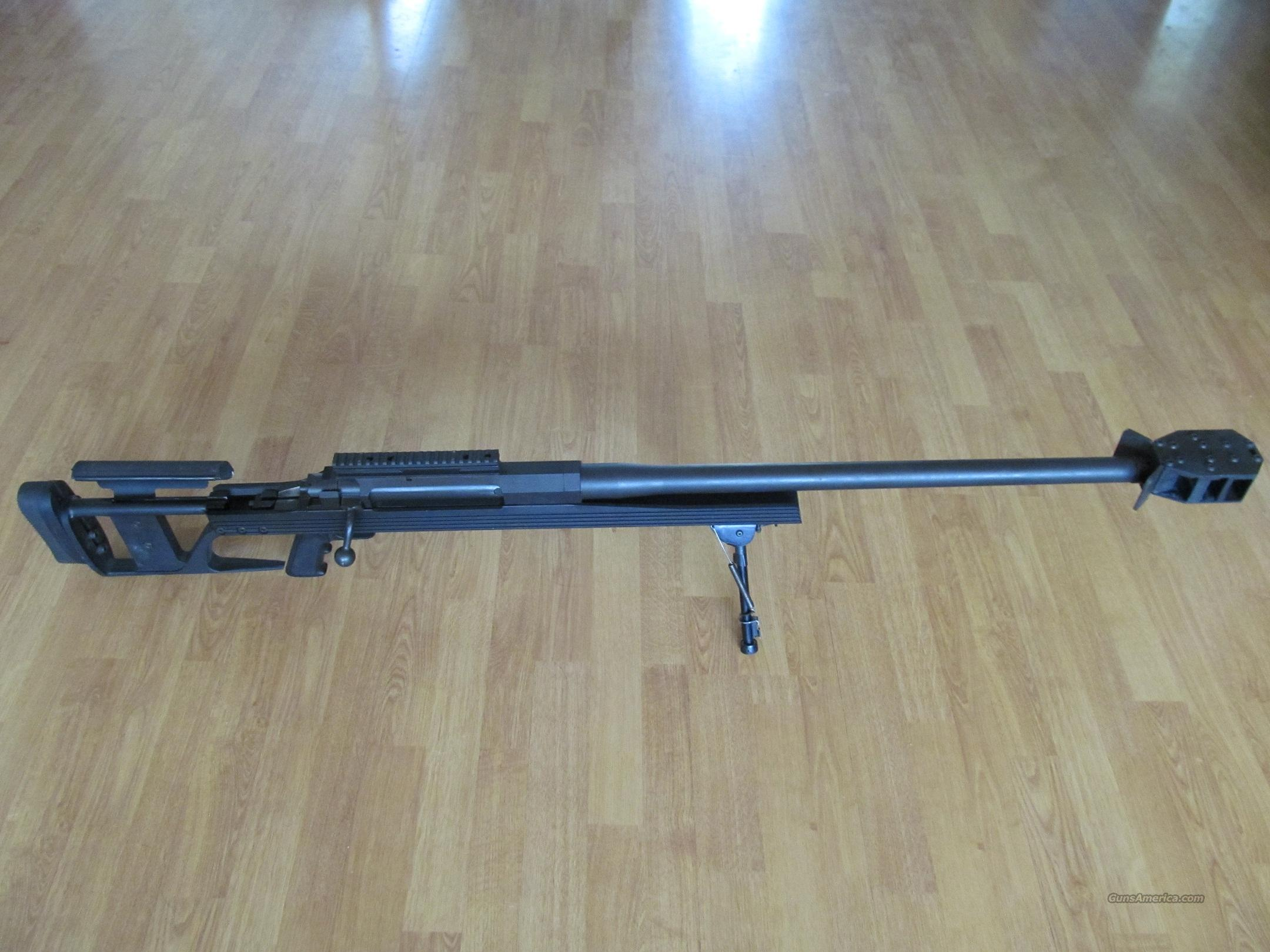 Armalite AR50 Bolt-action .50 BMG  Guns > Rifles > Armalite Rifles > Complete Rifles