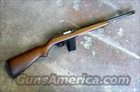 Marlin Camp Carbine .45 ACP  Guns > Rifles > Marlin Rifles > Modern > Semi-auto