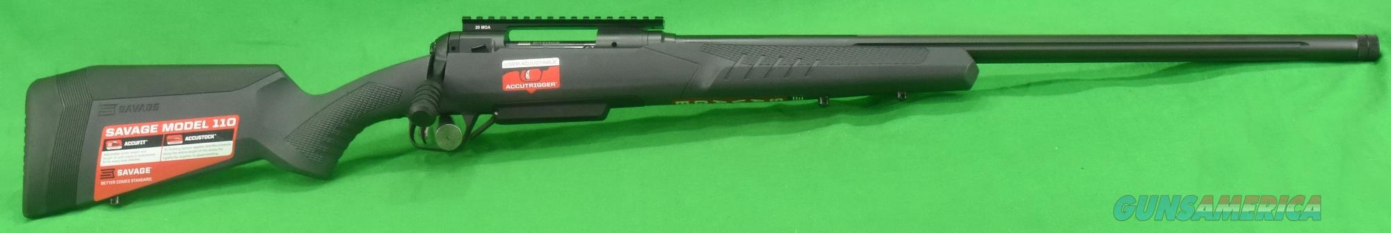 110 Tactical Gray Syn 308Win 24In  57007  Guns > Rifles > Savage Rifles > 10/110