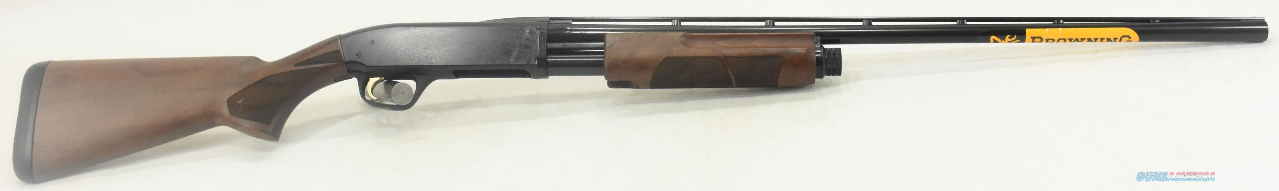 BPS Field Walnut 20Ga 28-3In 012286604  Guns > Shotguns > Browning Shotguns > Pump Action > Hunting
