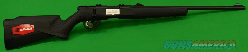 B22 Magnum F Black Syn 22 WMR 21In  70500  Guns