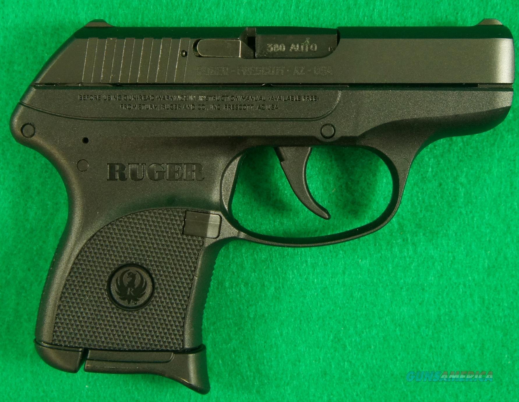 LCP Black 380ACP 2.75In  3701  Guns > Pistols > S Misc Pistols