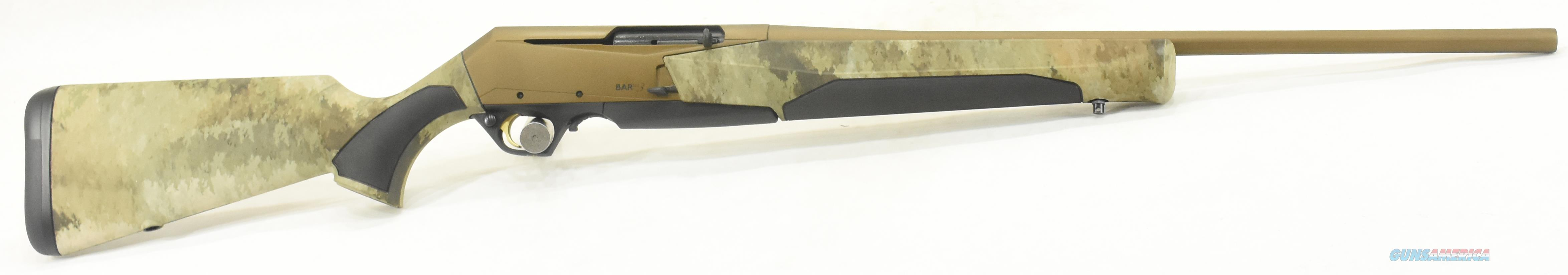 031064211 Browning BAR Mark III Hells Canyon Speed 243 Win  Guns > Rifles > Browning Rifles > Semi Auto > Hunting