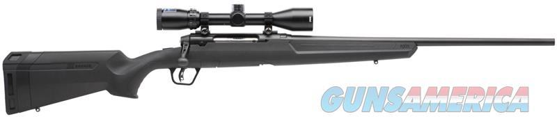 Axis II XP Black Syn 223Rem 22In  57090  Guns > Rifles > Savage Rifles > Axis