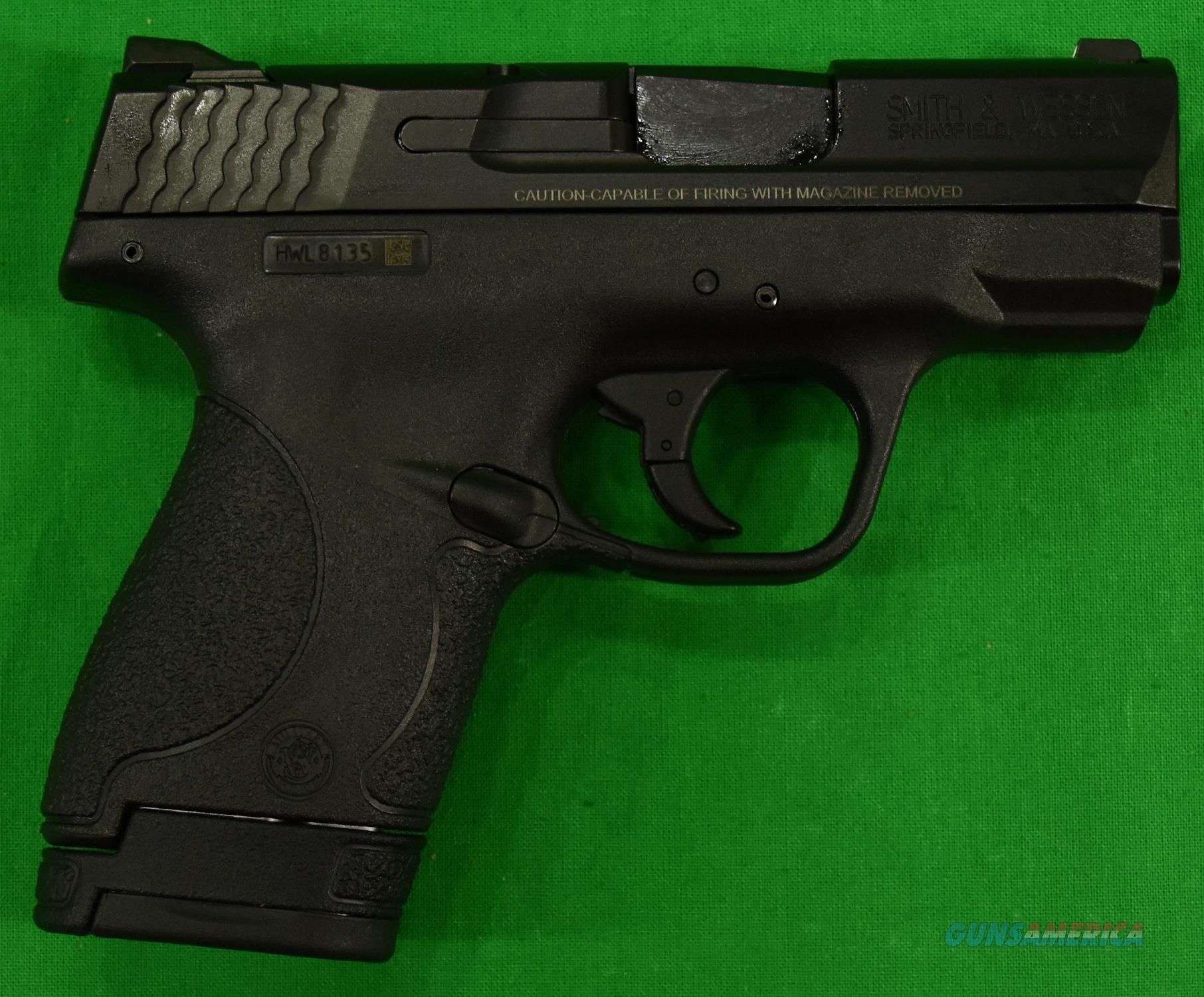 Smith Wesson MP Shield 40 SW 2 Mags 3 Dot 3.1In  180020  Guns > Pistols > Smith & Wesson Pistols - Autos > Shield