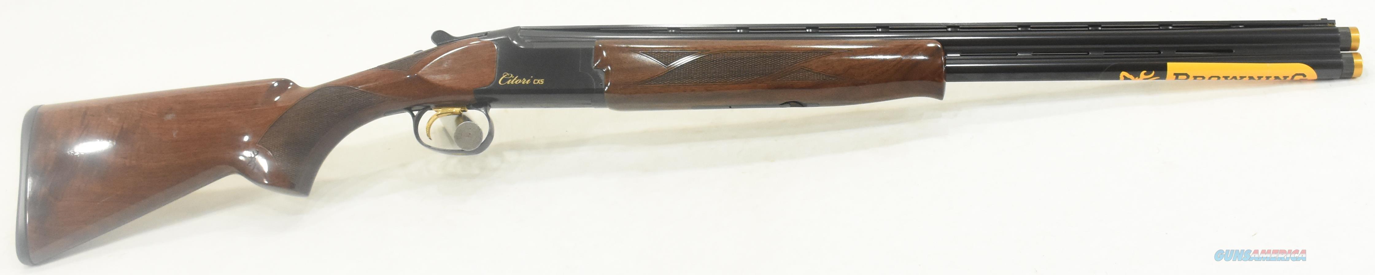 Citori CXS Micro 20Ga 24-3In  018140606  Guns > Shotguns > Browning Shotguns > Over Unders > Citori > Hunting