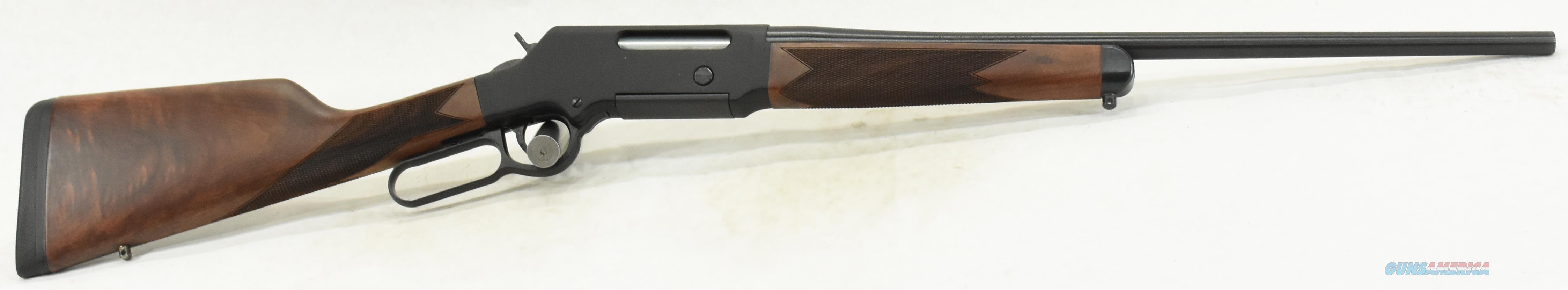 Long Range Lever Rifle 308Win 20In  H014-308  Guns > Rifles > Henry Rifles - Replica