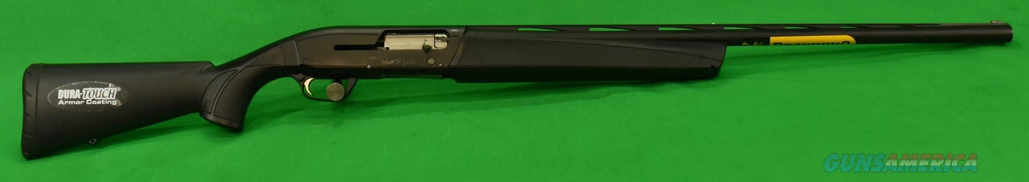 Maxus Stalker Black 12Ga 28-3.5In 011600204  Guns > Shotguns > Browning Shotguns > Autoloaders > Hunting