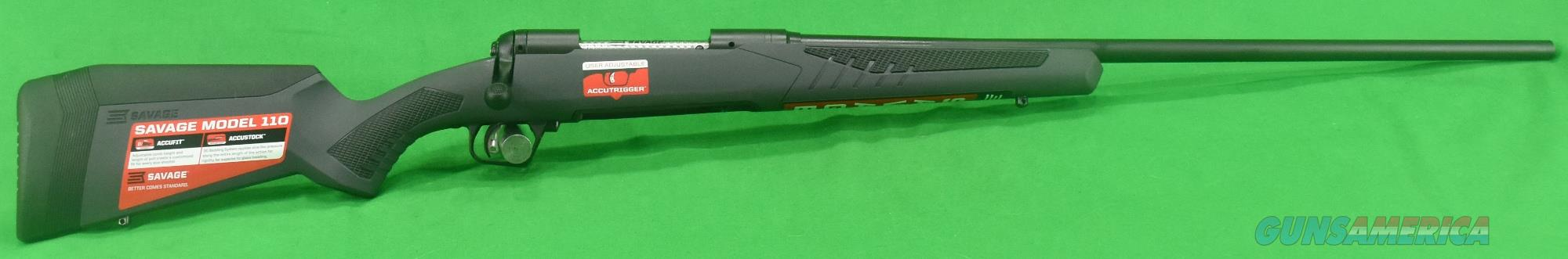 110 Hunter Gray Syn 300Win 24In  57042  Guns > Rifles > Savage Rifles > 10/110