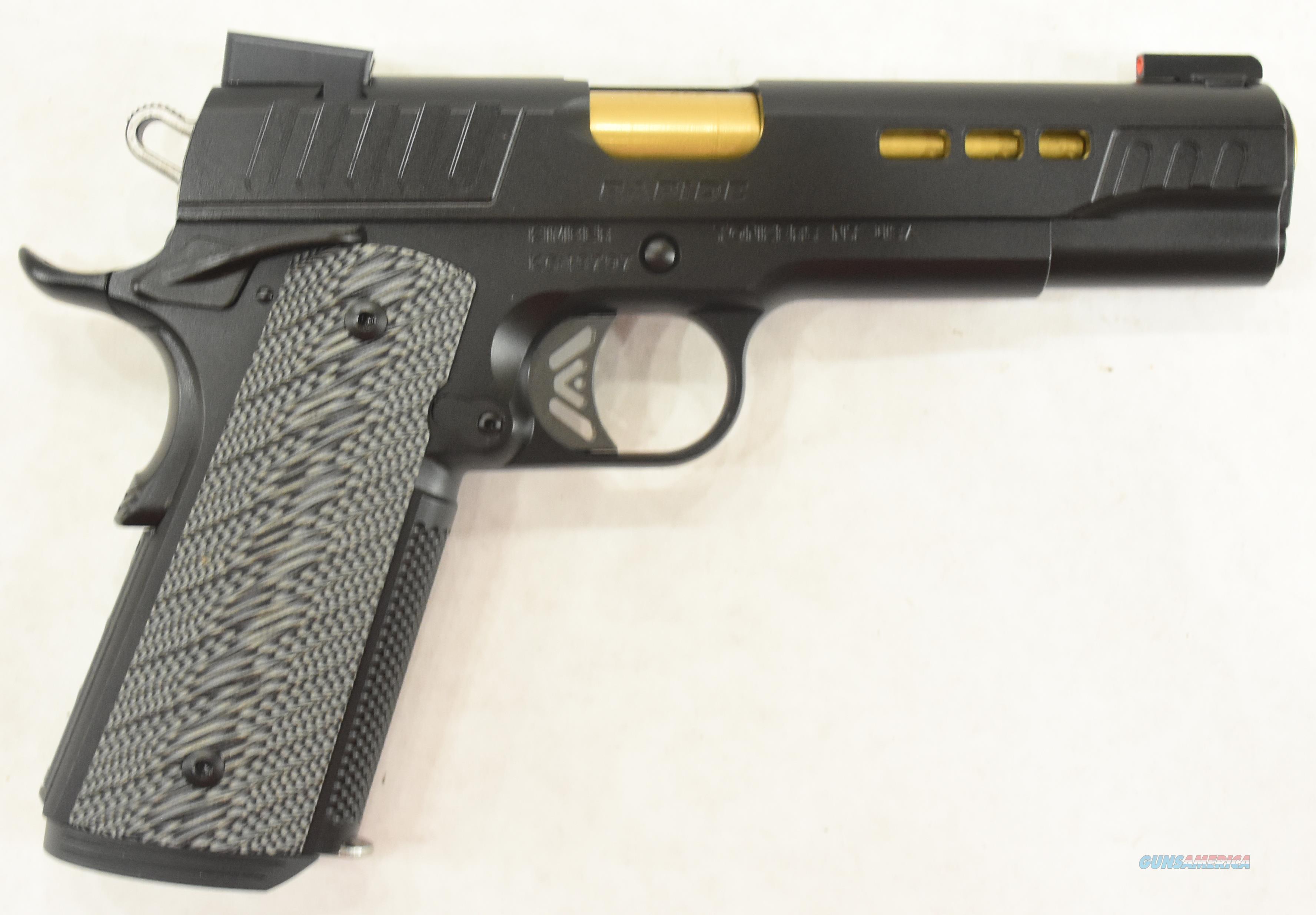 Rapide Black 45ACP 5In  3000383  Guns