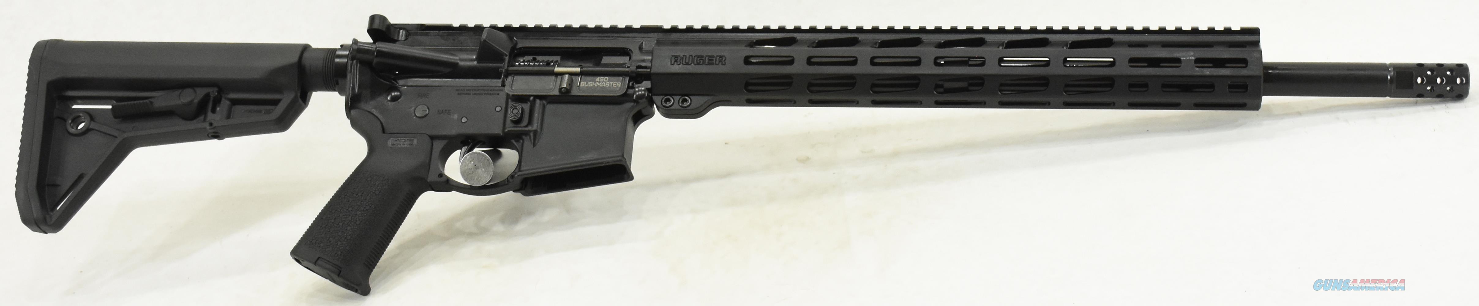 AR-556 MPR 450Bushmaster 18.6In  8522  Guns > Pistols > S Misc Pistols
