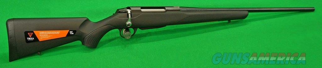 T3x Lite Black 22-250Rem 22.4In JRTXE314  Guns > Rifles > Tikka Rifles > T3