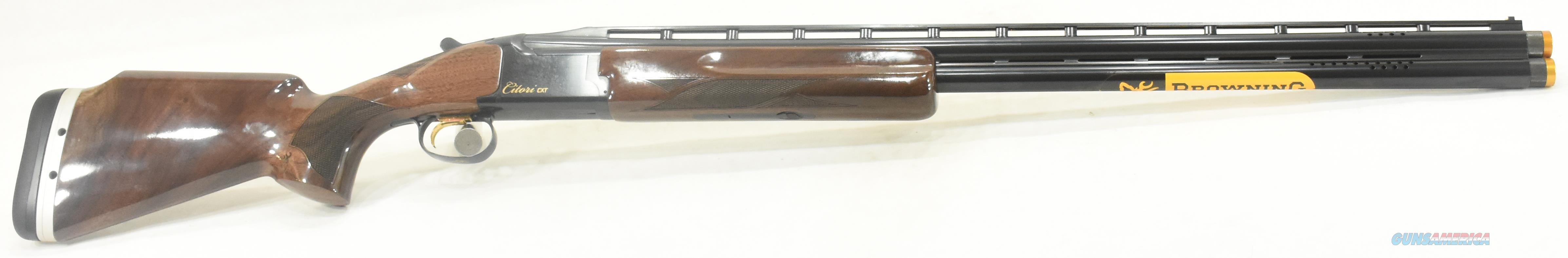 Citori CXT Micro LOP 12Ga 30-3In 018164326  Guns > Shotguns > Browning Shotguns > Over Unders > Citori > Hunting