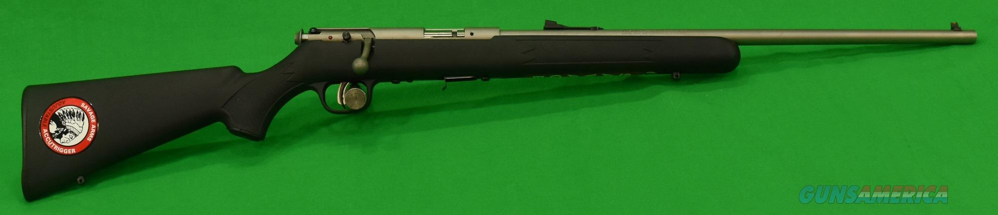 Mark II FSS Syn Black SS 22 LR 21In  24700  Guns > Rifles > Savage Rifles > Accutrigger Models > Sporting