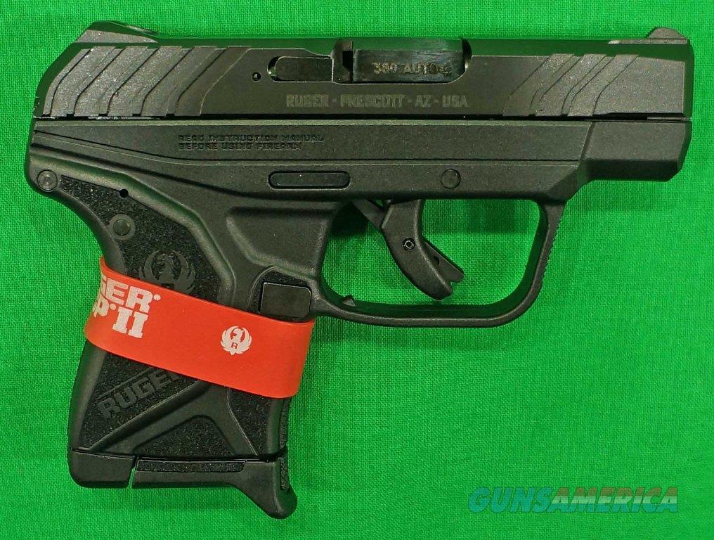 LCP II Blk 380ACP 2.75In  3750  Guns > Pistols > Ruger Semi-Auto Pistols > LCP II