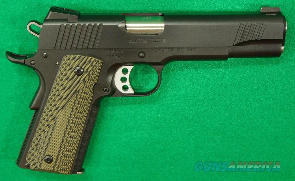 Custom TLE II 10MM 5In  3000347  Guns