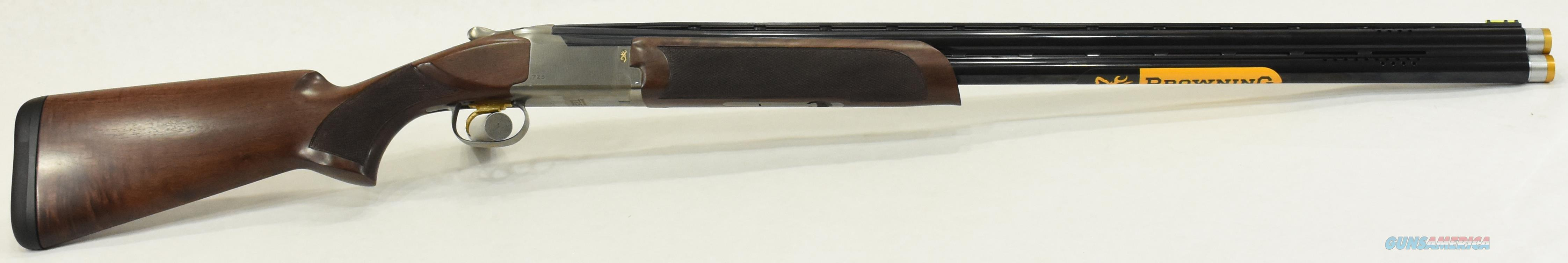 Citori 725 Sporting LH 12Ga 30-3In  0135833010  Guns > Shotguns > Browning Shotguns > Over Unders > Citori > Trap/Skeet