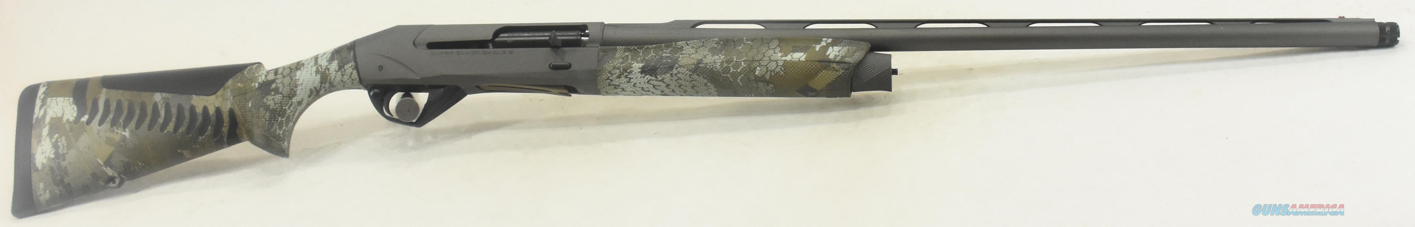 11230 Benelli Super Black Eagle 3 Tungsten Optifade Timber Camo 12 Ga 28In  Guns > Shotguns > Benelli Shotguns > Sporting
