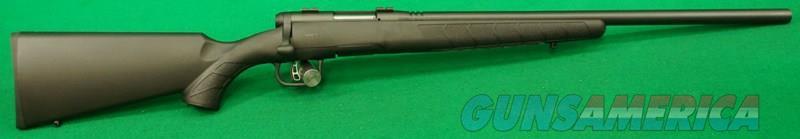 BMag Blk Syn Blued HB 17 WSM 22In   96975  Guns > Rifles > Savage Rifles > Rimfire