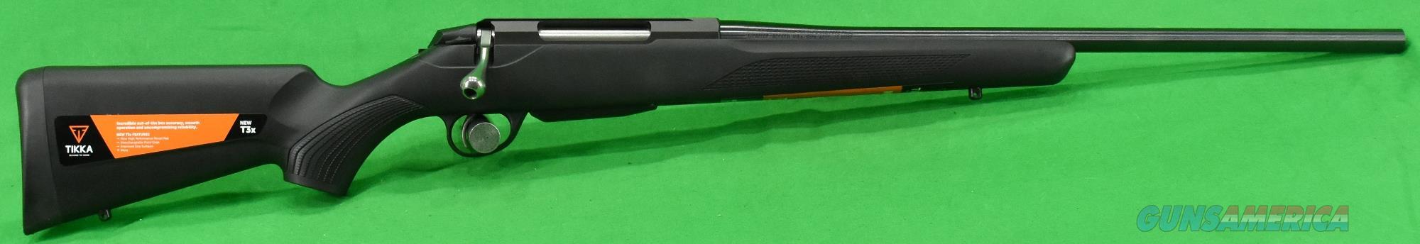 T3x Lite Compact 243Win 20In  JRTXE315C  Guns > Rifles > Tikka Rifles > T3