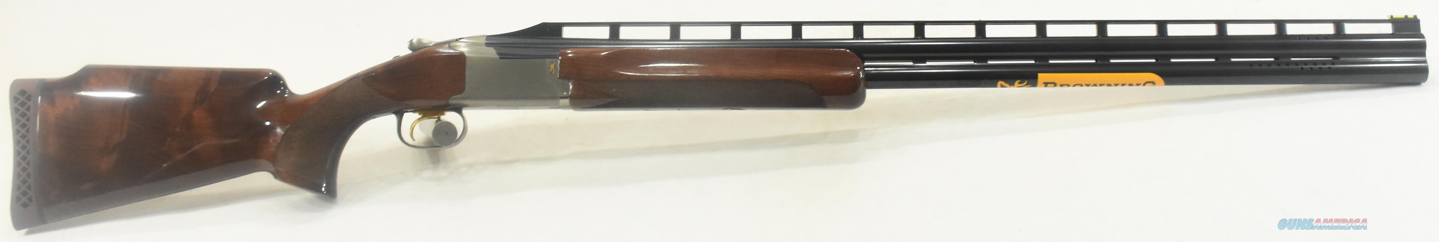 Citori 725 Trap Walnut 12Ga 32-2.75In 0135793009  Guns > Shotguns > Browning Shotguns > Over Unders > Citori > Trap/Skeet
