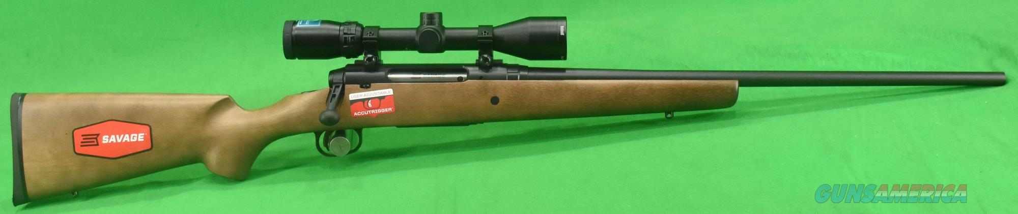 Axis II XP Hardwood 243Win 22In  22551  Guns > Rifles > Savage Rifles > Axis