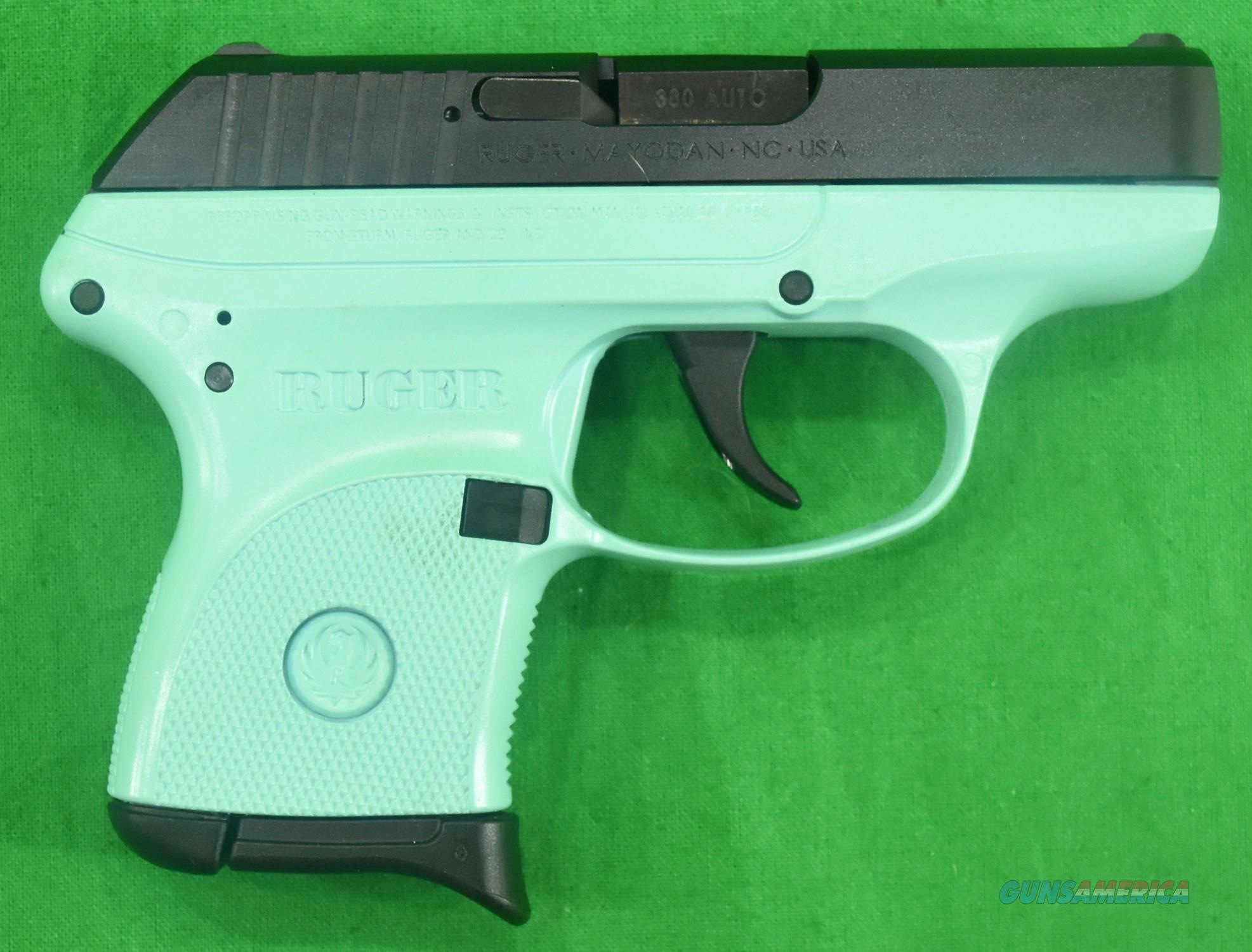 LCP Blue Turquoise 380ACP 2.75In  3746  Guns > Pistols > S Misc Pistols